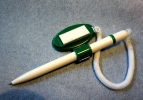 PE-01. Ручка шариковая с логотипом