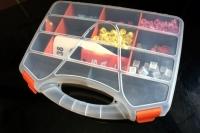 Ящик для пластиковых размерников